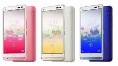 Szappannal mosható a japánok új telefonja kép