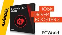 IObit Driver Booster Pro 3 – a meghajtóvadász kép