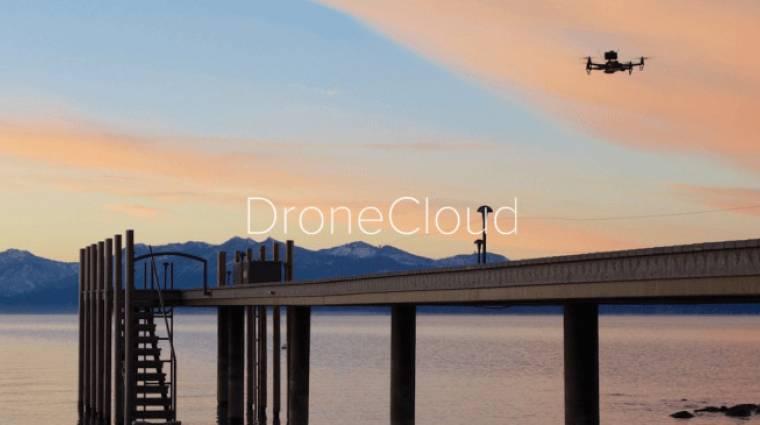Így lehet kezelni a drónhadsereget kép