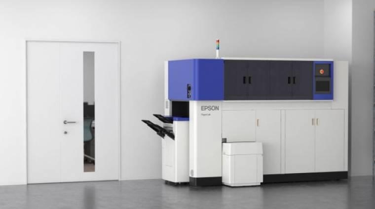 Már az irodában újrahasznosítaná a papírt az Epson kép
