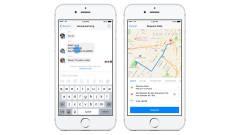 USA: már taxi is rendelhető a Facebook Messengerrel kép