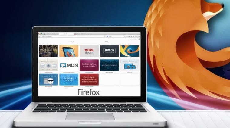 Többé nem kínoz hirdetésekkel a Firefox kép