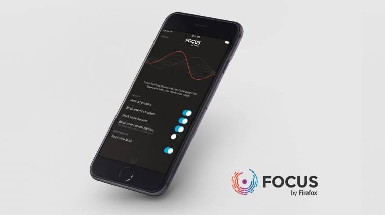 Nahát: Apple iOS-es követésblokkoló a Mozillától kép