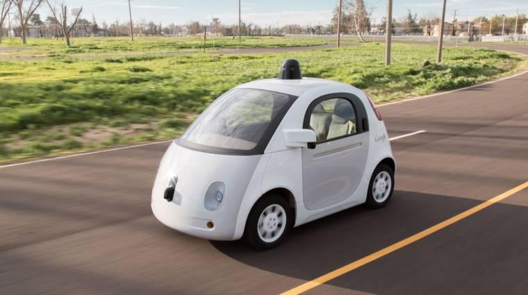 Önvezető autós taxiszolgálatot indíthat a Google kép