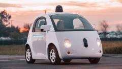 Robotautókról tárgyal a brit kormány és a Google kép