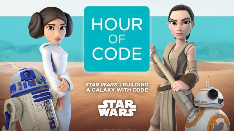 Jön a kódolás órája kép