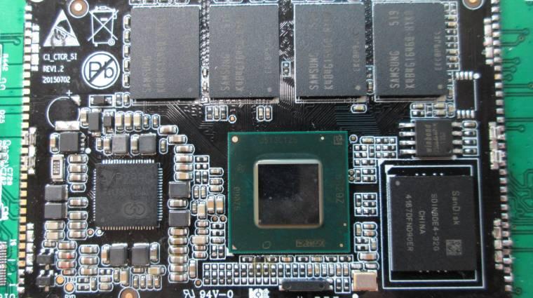 Többet tud a vártnál az Intel legolcsóbb Atom x5 processzora kép