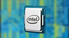 8 új processzorral újított az Intel kép