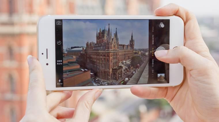 A mobilfotózás egyenlő az iPhone-nal kép
