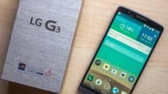 Kész van a Marshmallow az LG G3-ra kép