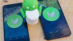 Megérkezett az Android 6.0.1 kép