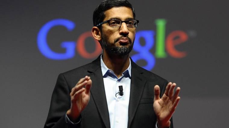 A Google vezére szerint Amerika a bevándorlók országa kép