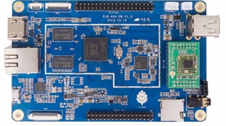 Újabb filléres zseb-PC a Kickstarteren kép