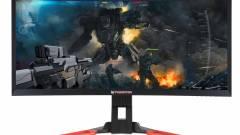 Félelmetes lett az Acer Predator Z35 monitora kép