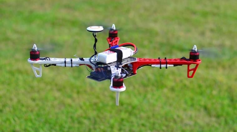 Hivatalos: regisztrálni kell a drónokat az USA-ban kép