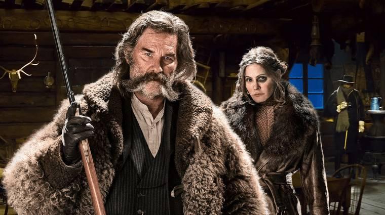 Kiszivárgott Quentin Tarantino új filmje kép