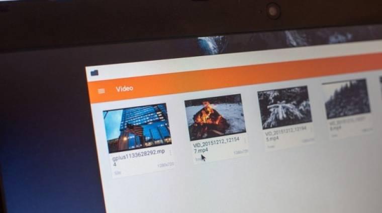 Már a Chrome OS-t is támogatja a VLC kép