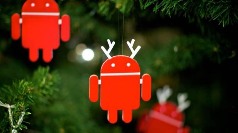 Ezt kapják karácsonyra a Google dolgozói kép