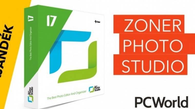 Zoner Photo Studio 18 - a látványos képek titka kép