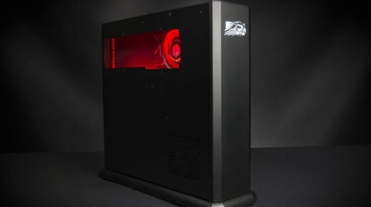 Mutogatja magát az AMD szuperkompakt, dual-GPU-s kártyája kép