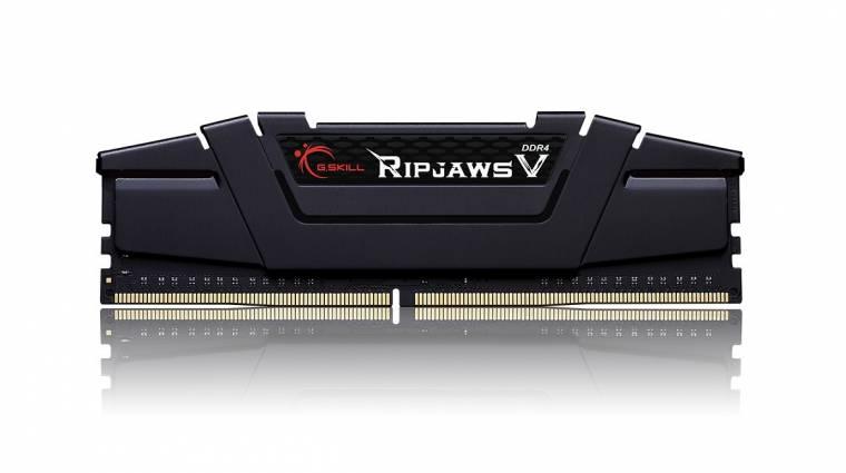 128 GB-os a G.Skill Ripjaws V memóriakitje kép