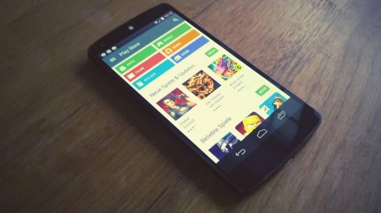 Újabb módon válnak telepíthetővé az androidos appok kép