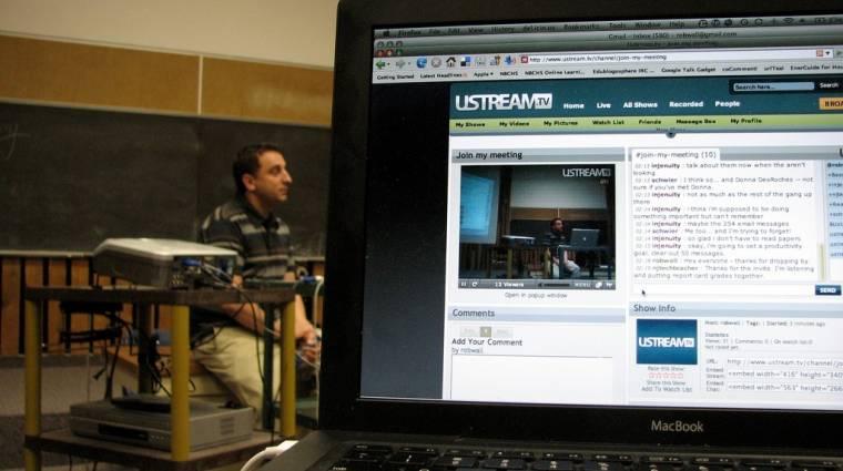 Megvette a magyar Ustreamet az IBM kép
