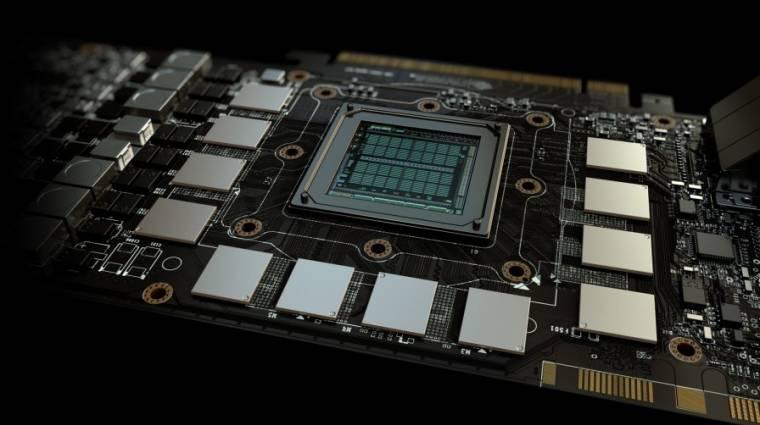 Ilyen lesz a GDDR5X csúcsmemória kép