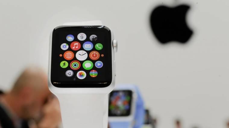 Hamarosan gyártják az új Apple Watch-ot kép