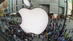 Az Apple-rekord után visszaesésre figyelmeztet Tim Cook kép