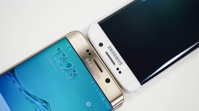 Mégsem lesz Galaxy S7 edge+? kép