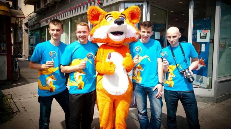 Telepíthető a Mozilla Firefox 44 kép