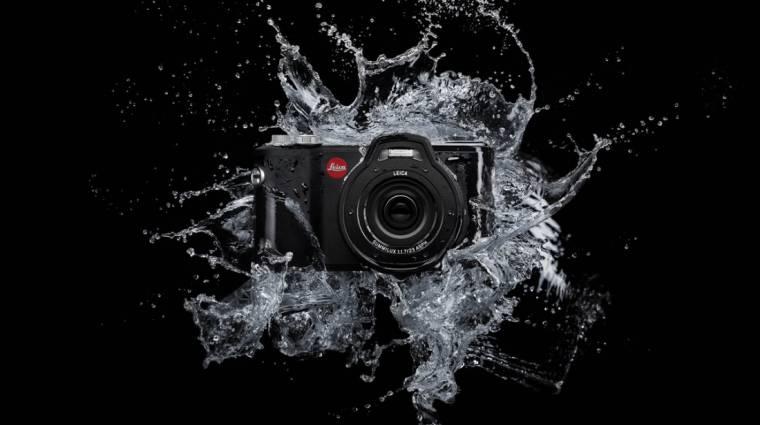 Méregdrága víz alatti fényképezővel újít a Leica kép