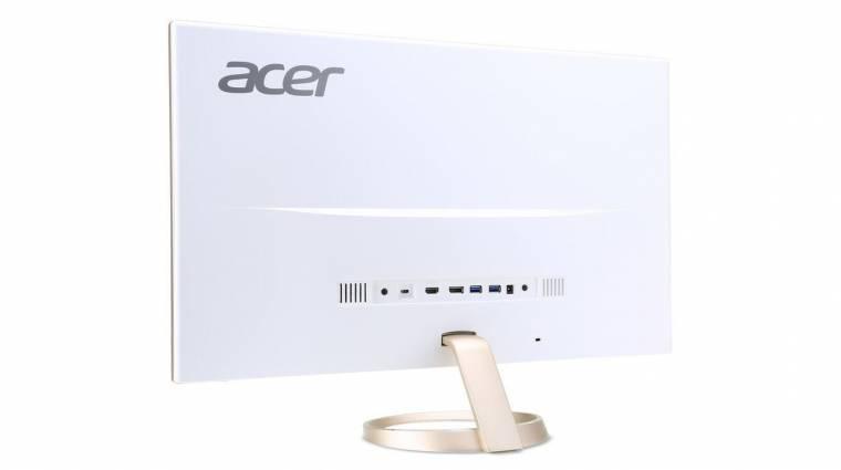 USB-C-s monitora is van már az Acernek kép