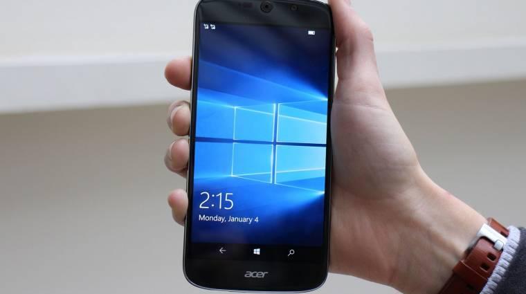 Androidra vált az Acer Liquid Jade Primo kép
