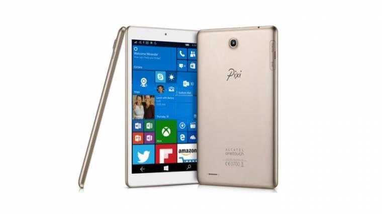 Windows 10 Mobile fut az Alcatel olcsó táblagépén kép