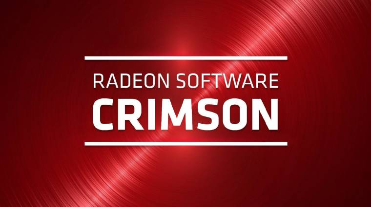 Tölthető a Radeon Software Crimson Edition 16.1 Beta kép