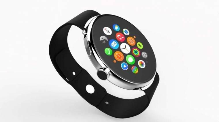 Az iPhone 7-tel jön az Apple Watch 2 kép