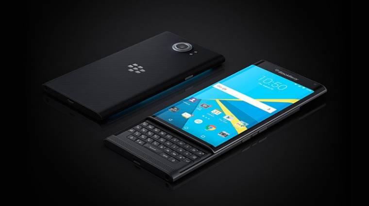 Idén csak Androiddal jön Blackberry mobil kép