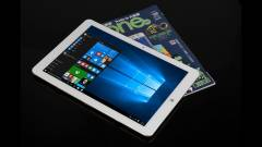 Hatalmas és Windows 10-es a Chuwi táblagépe kép