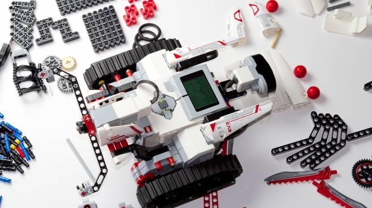 Újra indul a Robotprogramozó Csapatverseny kép