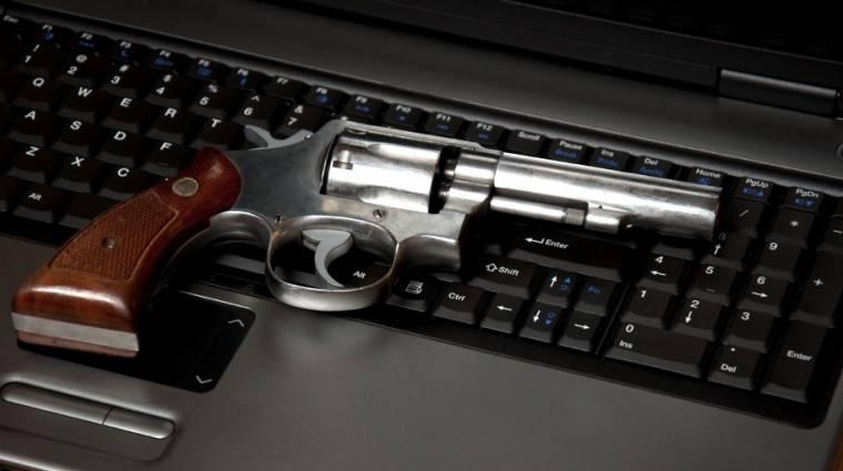 Nem lehet többé fegyvert eladni a Facebookon kép