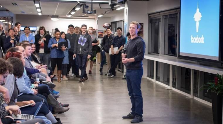 VR-kutatóközpontot indít a Facebook kép