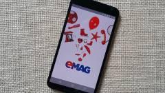 Leteszteltük az eMAG mobilalkalmazását kép