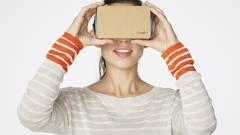 A Google már felpörgette a virtuális valóságot kép