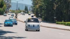 10 balesetet okoztak volna tavaly a Google robotautói kép