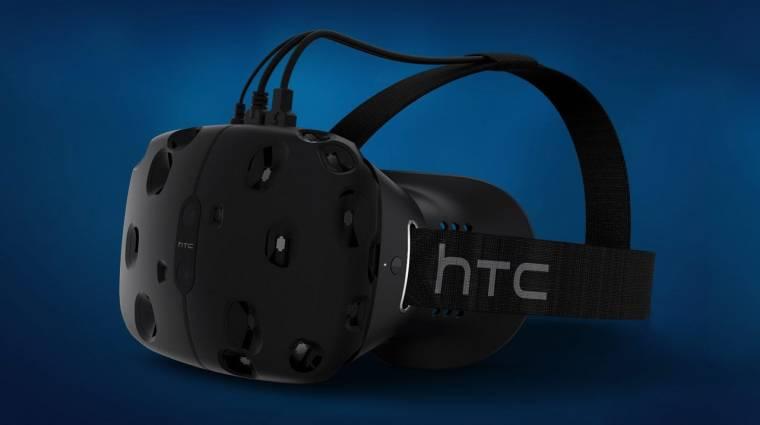 VR-központú leánycéget hozhat létre a HTC kép