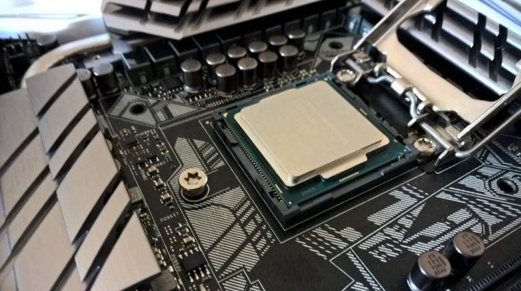 Lefagyást okoz a Skylake processzorok hibája kép