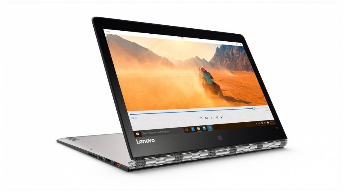TESZT: Lenovo Yoga 900 - Hajlékony titkárnő kép