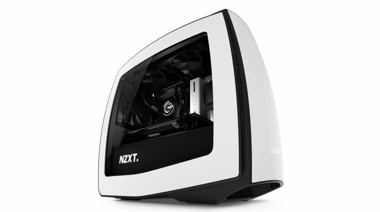 Itt az NZXT első mini-ITX-es háza kép